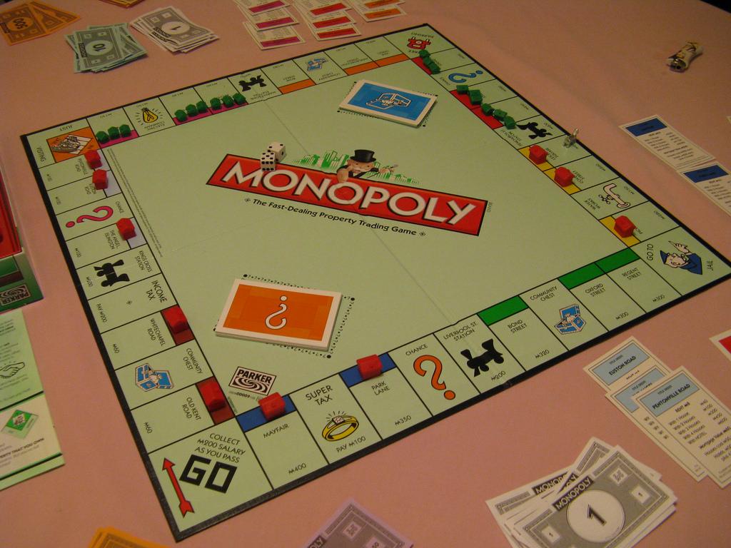 Monopoly กลยุทธ์ธุรกิจ บทความธุรกิจ
